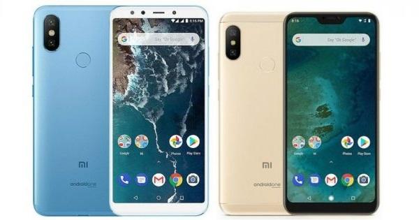 Xiaomi Mi A2 и Xiaomi Mi A2 Lite