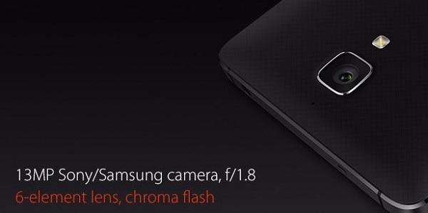 Характеристики камеры