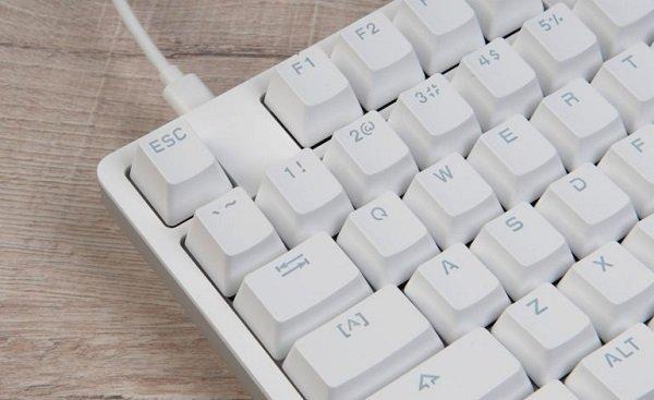 Отображение шрифта на клавишах