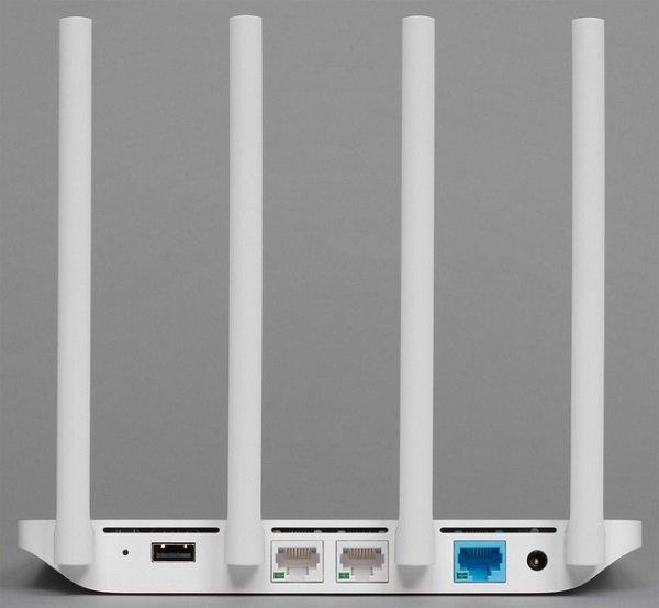 Внешний вид Mi Router 3