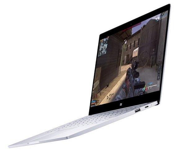 Игра на ноутбуке