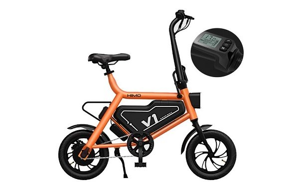Велосипед Electric bicycle Himo V1