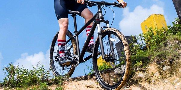 На велосипеде по бездорожью