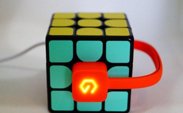 Зарядка кубика