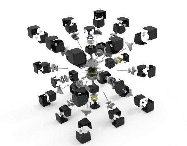 Конструкция кубика