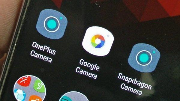 Иконка Google Camera.