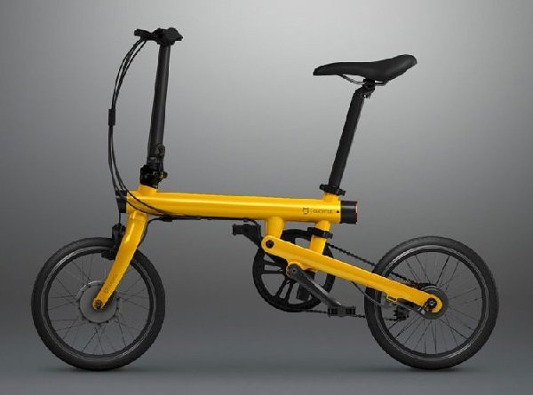 Велосипед Mijia QiCycle