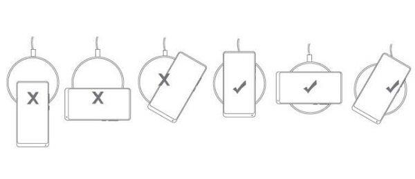 Смещение смартфона